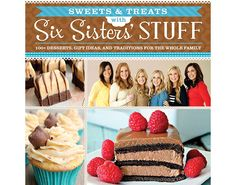 Sweets and Treats with Six Sisters Stuff | Shadow Mountain Publishing