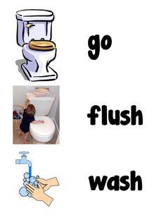 posters for preschool classrooms | School Bathroom Clip Art I work at ...