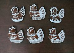Pretty Cakes, Cupcake Cakes, Gingerbread, Cake Decorating, Ornament, Easter, Sugar, Desserts, Pictures
