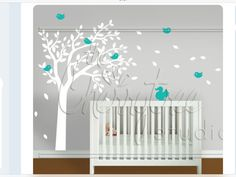 Tree with birds and squirrel, http://www.cherrytreestudio.co.za/index.php/product-collection#!/Cutie-Petudie-Tree-with-Falling-Leaves/p/23499454/category=5237906