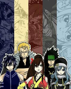 Fairy tail : Great magic games .