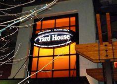 yard house restaurant - Google Search