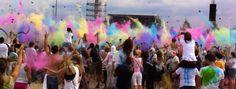 """Holi – Festival of Colours – Projekt """"Jeden Monat etwas Neues"""""""