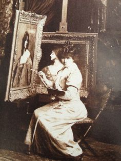 Juana Romani Paris 1900