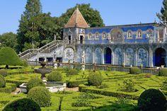 El Palácio Fronteira y su jardín azul - 100 cosas sobre Lisboa que deberías…