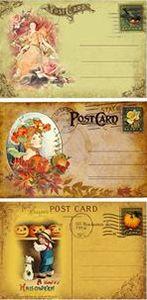 All about dollhouses and miniatures: Printables om kaarten en brieven voor het poppenhuis te maken