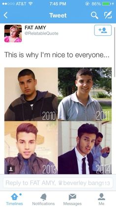 love that woman    but what happened in 2012  puberty hit him so hard he got knocked out for a whole year