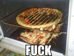 Die 4 Fun: Pizza fail