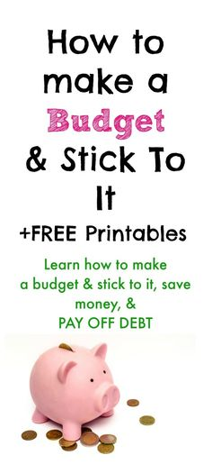 9 Guaranteed Ways To Get Out of Debt Fast Frugal Pinterest - zero based budget spreadsheet dave ramsey