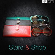 Leave everything right there, tag these accessories on you & go shop! Because happiness is, non-stop shopping ;)