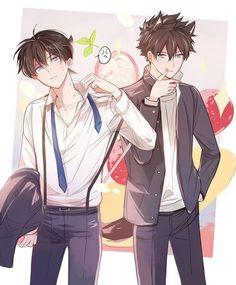 -read go =)) # Romantik Romance - anime Magic Kaito, Conan Comics, Detektif Conan, Conan Movie, Top Anime, Anime Manga, Cute Anime Boy, Anime Love, Kaito Kuroba