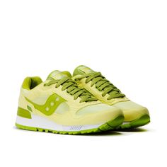 Saucony Shadow 5000 (Lime)                                                                                                                                                                                 More