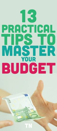 11 Practical Tips To Master Your Budget and Stay Debt Free | Personal Finance | Frugal Living | Dave Ramsey | Credit Cards | Manage Your Finances | Save Money | Free Budget Printables |
