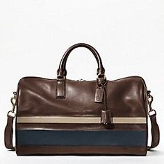 Luxury Mens Bags, Mens Apparel, and Mens Products from Coach