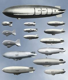 airships are cool