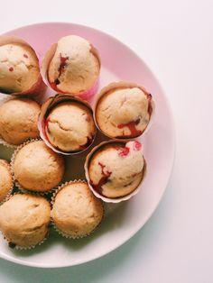 nopeat muffinssit, perusresepti Food And Drink, Cupcakes, Baking, Vegetables, Breakfast, Sweet, Candies, Wordpress, Ideas
