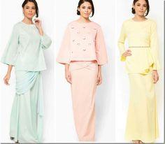 Sweet baju raya source fame cherry