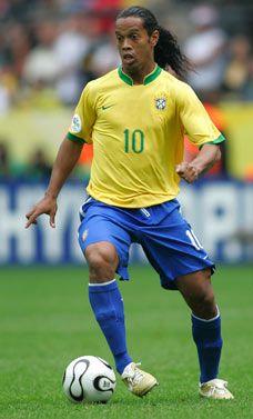 Ronaldinho; magic!
