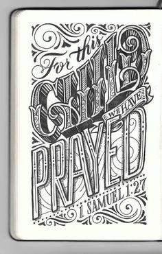 1 Samuel 1:27 by Cory Say