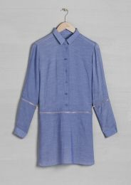 Shirt Dress with Zips & Other Stories, my latest obsession!