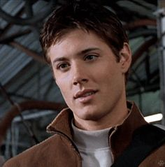 Man he was SO young! He was such a cutie patootie. This man has aged very well. I prefer the older Dean/Jensen.   SPN, Supernatural