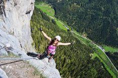 Klettersteig Fränkische Schweiz : Fränkische schweiz u fernwandererx