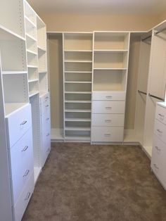 192 Best Walk In Closet Organizers Images 2019 Custom