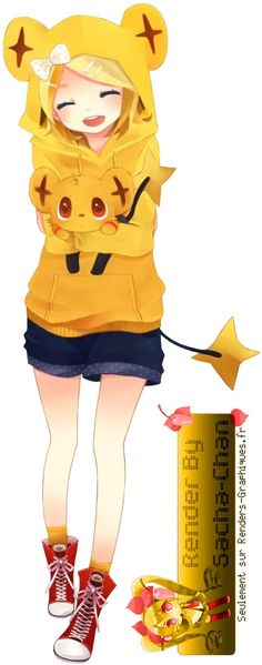| Tải hinh anime – Vocaloid- Rin Kagamine and Shiny Shinx. This conflicts between like four of my boards. – 1852 – avatar 1 tấm | Ảnh đẹp 1 tấm