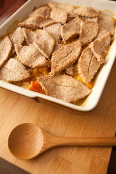 ... butternut squash and lentil pot pie see more pinned from naturallyella