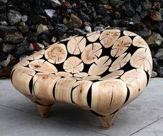 Bordjack - mymodernmet: Elegant Wood Sculptures Crafted...
