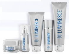 Rejuvenate your skin with Luminesce, Their youth enhancement system is show to dramatically fight the signs of ageing and skin damage