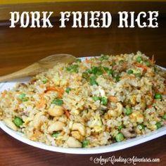 Copycat Panda Express Fried Rice | AllFreeCopycatRecipes.com