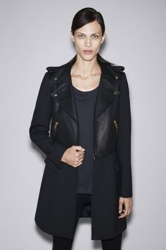 Trend Alert: Punk Leather Jackets by Zara
