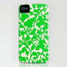 Earth_Green - iPhone Case by Garima Dhawan