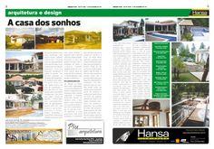 17° Publicação Jornal bom dia – A casa dos sonhos  23 -12-11