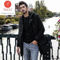 8cbe804b1b3 Men Jackets Outerwear Warm Single Woolen Trending Accessories Women s  Accessories