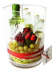Regalo con Gin-tonic G'Vine www.estilazo.com