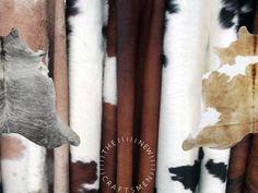 Tappeti davvero arditi, uniti a poggiapiedi, dalla zebra all'orso bruno: solo gli inglesi possono assicurare alle nostre case simili oggettini folgoranti! Anche solo dare un'occhiata diverte e rilassa! www.citycows.co.uk