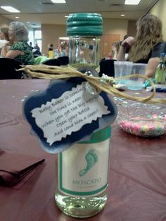 cute baby shower party favor :)