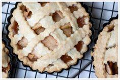 Mini Maple Apple Pies