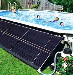 Solar Heaters for Above Ground Pools | Best Buy Pool Supplies
