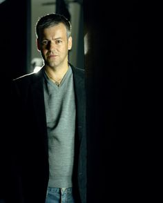 Rupert Graves is right now Lestrade in 'Sherlock'. Surely you can remember him in others British shows or movies.
