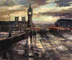 Westminster Bridge - Eva Czarniecka