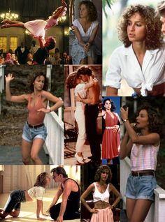 BABY from Dirty dancing is my spring/summer fashion inspiration.