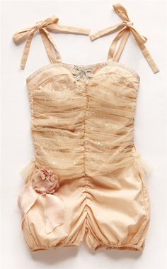 I need this too. Tutu Du Monde Backstage Onsie in Powder Pink http://www.kokoblushandcompany.com/Default.asp