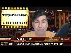 Chicago Cubs versus Detroit Tigers Betting Lines MLB Pick Prediction Odd...