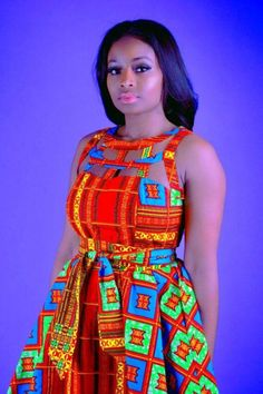 Image result for african print dresses