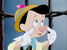 Discover & share this Pinocchio GIF with everyone you know. GIPHY is how you search, share, discover, and create GIFs. Classic Disney Movies, Disney Films, Disney Cartoons, Disney Pixar, Disney Characters, Walt Disney, The Beast, Pinocchio, Disney Animation