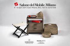Dear all, Giobagnara and Rabitti1969 are going to be at Salone del Mobile in Milan! — SAVE THE DATE: 4-9 April 2017, hall 10, stand E06 — #giobagnara #rabitti1969 #handmadeinitaly #handmade #italy #craftsmanship #manufacture #finestquality #leather #saddleleather #leathergoods #luxury #luxurydesign #elegance #decorativeobjects #qualitygoods #homedecor #homeware #furniture #interiordesign #savethedate