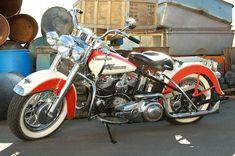 1955 Harley-Davidson  | 1955 Harley Davidson FL, US $25,000.00, image 1